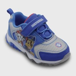 Toddler Boys' Paw Patrol Light Up Sneakers